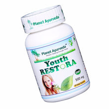 Planet Ayurveda Youth Restora Capsules (60) Maintain The Healthy Youth 150Gm