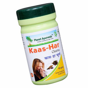 Planet Ayurveda Kaas-Har Powder Useful For Cough And Cold 100 Gm
