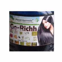 Planet Ayurveda Go Richh Hair Oil For Hair Loss & Healthy Scalp 100ml