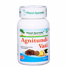 Planet Ayurveda Agnitundi Vati 120 Tablets For Healthy Digestive System 150 gms Available