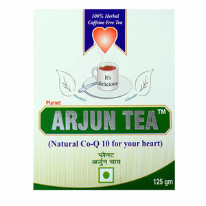 Planet Ayurveda 100% Natural Arjun Tea Good For Maintain Blood Pressure 125Gm