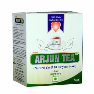 Planet Ayurveda 100% Natural Arjun Tea Good For Maintain Blood Pressure 125Gm Available
