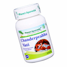 Planet Ayurveda Chanderprabha Vati 120 Tablets For Healthy Fat Motabolism 150Gm