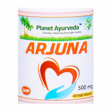 Planet Ayurveda Arjuna Capsules (60)- Helps To Maintain Good Health Of Heart