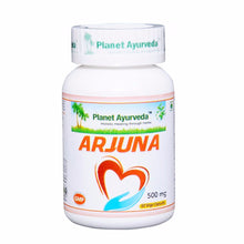 Planet Ayurveda Arjuna Capsules (60)- Helps To Maintain Good Health Of Heart Available