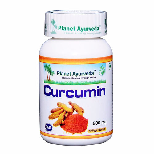 Planet Ayurveda Curcumin Capsules (60)- Supports Healthy Immnue System Available