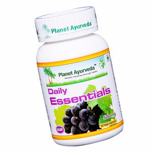 Planet Ayurveda Tribulus Power Capsules (60)-It Is Good For Healthy