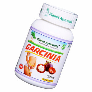 Planet Ayurveda Garcinia Capsules (60) For Useful Loose Weight - 150 gms