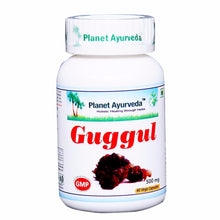 Guggul Capsules (60) Planet Ayurveda For Muscles Pain & Health Metabolism 150g Available