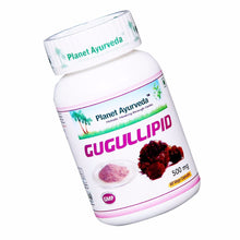 Planet Ayurveda Guggullipid Capsules-60 For Healthy Blood Cholesterol - 150gm