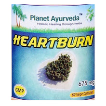 Planet Ayurveda's Heartburn Capsules (60) For Stomach Acid - 150gm