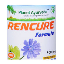 Planet Ayurveda Rencure Formula capsules (60) Useful For Kidney Functioning