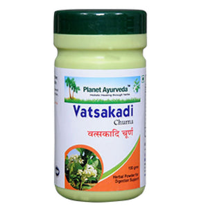Vatsakadi Churna Planet Ayurveda's For Prevent Healthy Digestive System - 100gm