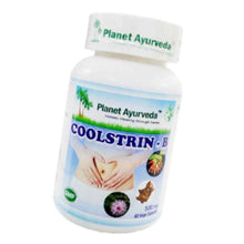 Planet Ayurveda Coolstrin- B 60 Capsules For Maintains Healthy ph & Colon - 150g
