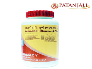 Patanjali Divya Ajmodadi Choorna (Powder)- 100Gm