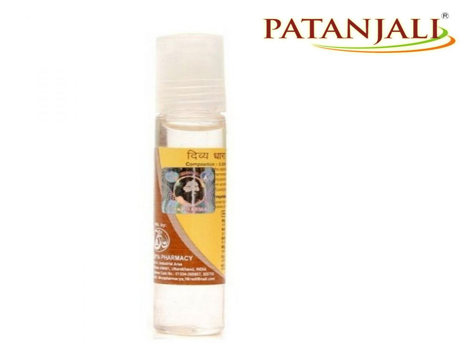 Pure Divya Dhara Roll Oil - 10ml – Buy Indian Products 24x7