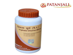 Patanjali Natural Ayurvedic Divya Triphala Churna (Powder) 100gm
