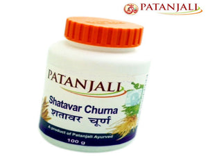 Divya Shatavari Churna Herbal Powder Ramdev Patanjali 100gm