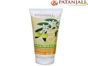 Patanjali Lemon Honey Face Wash For Fresh, Smooth & Beautiful - 60Gm