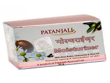100% Natural Product Patanjali Moisturizer Cream - 50gm