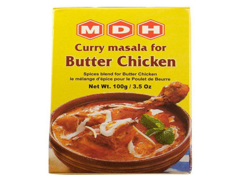 Tasty & World Famous Indian Exotic Spice MDH Butter Chicken - 100Gms