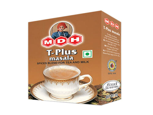 World Famous MDH Indian Exotic Spice MDH T-PLUS-Tea Taste Maker - 25Gms