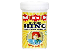 Indian Exotic Spice Asafoetida MDH Hing - 10Gms - 100% Pure Vegetarian