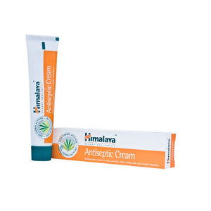 Himalaya Cosm. Antiseptic Cream With Aloe Vera & Almond Oil For Skin Care - 25 Gms