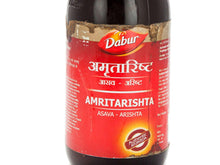 100% Natural & Pure Dabur Amritarishta Syrup Health Care Product - 450ml
