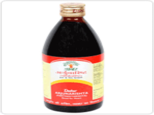Ayurvedic Natural Dabur Arjunarishta Heart Tonic For Health Care- 680 ml