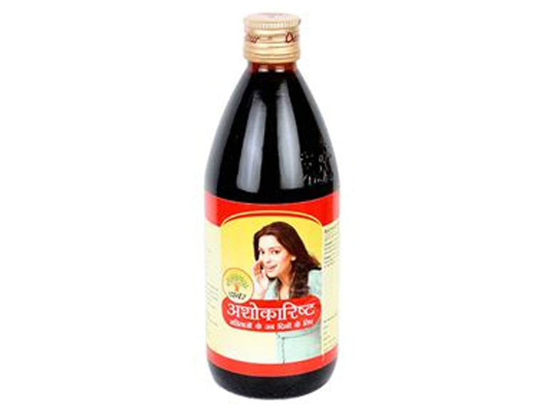100% Pure Natural Ayurvedic  Dabur Ashokarishta - 450ml