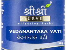 Sri Sri Ayurveda Vedanantaka Vati 100% Natural Herbal  Pack Of 60 Tab