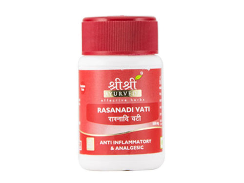 Sri Sri Ayurveda Rasnadivati Health Care Product  Pack Of 30Tab Tab