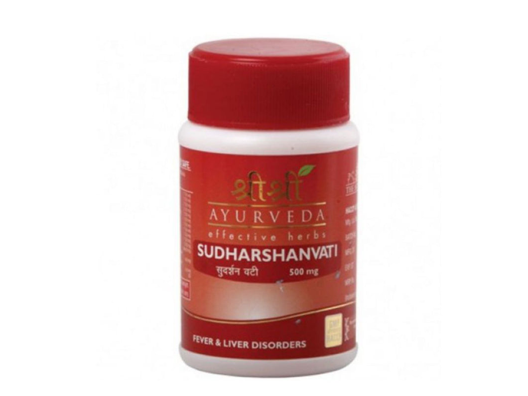 24.99Sri Sri Ayurveda Sudarshan Vati Herbs Homeopathic Treatment (60 Tab)