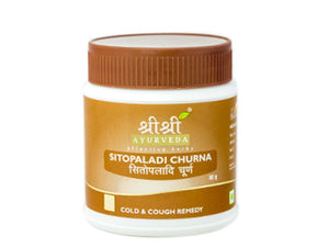 Sitopaladi Churna 80 Gm By Sri Sri Ayurveda Homeopathic Health Care