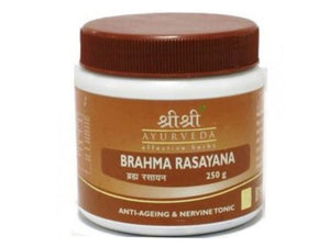Brahma Rasayana Pack Of 250 Gm Contain Useful Herbs By Sri Sri Ayurveda