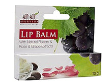 Lip Balm 10gm (Evolution of Smooth) Organic and 100% Natural by Sri Sri Ayurveda