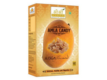 Delicious Amla Mango Candy 400 Gm 100% Natural Herbal By Sri Sri Ayurveda