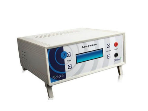 1MHZ Longwave Therapy Shortwave Diathermy Pain, Injuries, Muscles Relief Machine