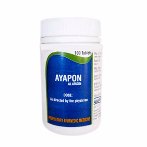 Alarsin Ayapon Oral Herbal Haemostatic & Coagulant In All Bleeding Conditions Available