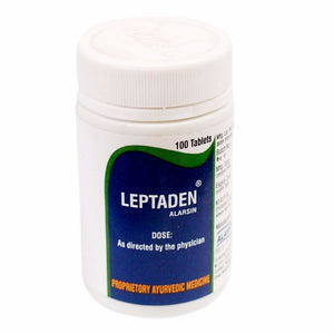 Alarsin Leptaden For Galactopoietic, Lactogenic With Jeevanti -100 Tablets