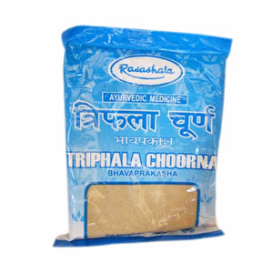 Triphala Choorna, Ayurveda Rasashala, Useful For Eyes -100 Gms Available