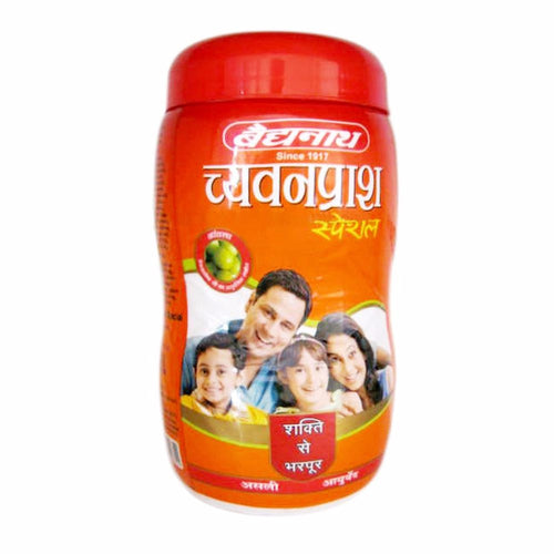 Chyawanprash Special, Baidyanath, 1 kg, Improves Resistance Power Available