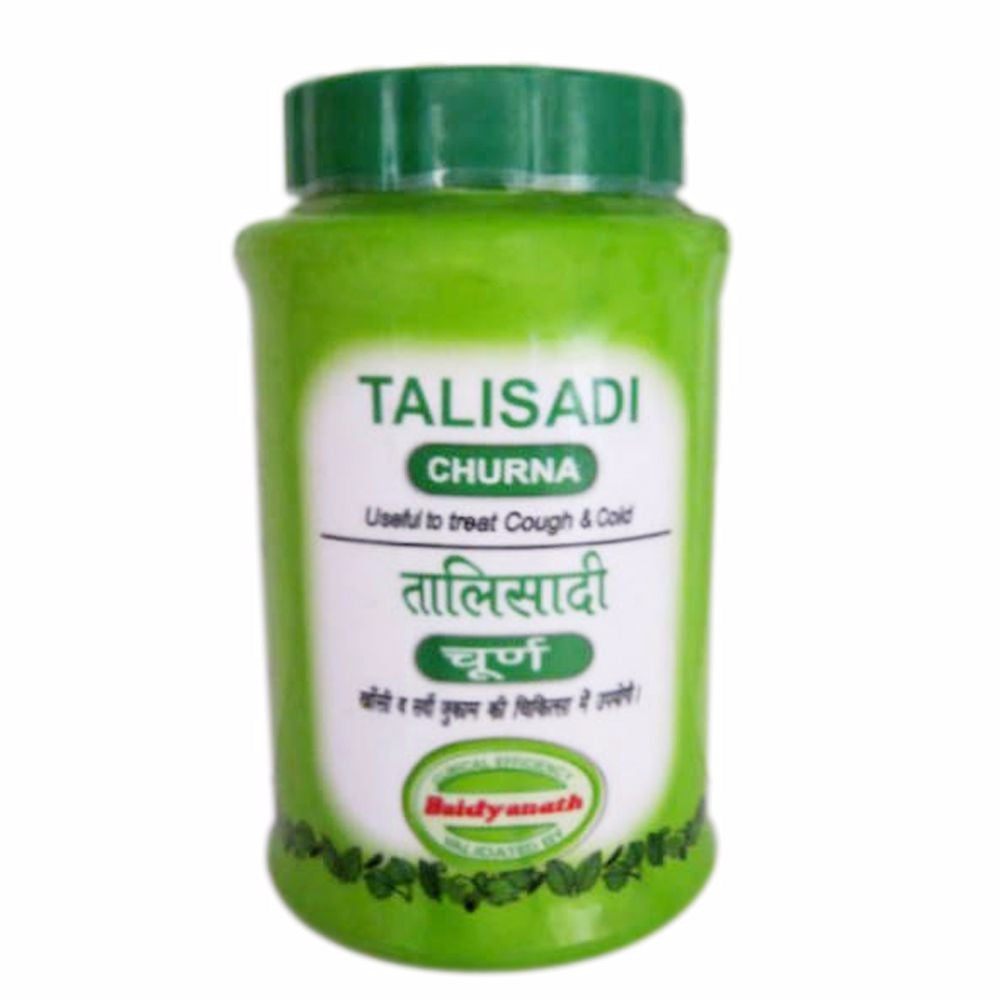 New Talisadi Churna, Baidyanath 60 gm Useful In Cough,Cold & Weak Digestion Available