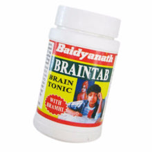 New Braintab Baidyanath 50 Tablets Improves Grasping Power
