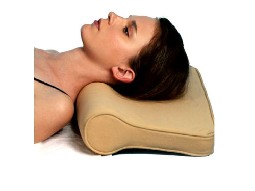Hyperextension Position Cervical Pillow Regular To Counter The Stress & Strain