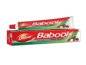 Dabar Babool Whitening Teeth Toothpaste 100Gm 180Gm and 360Gm