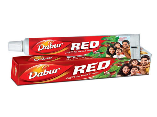 Dabur Red Toothpaste 100Gm, 200Gm and 300Gm