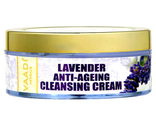 Vaadi Herbals Lavender Anti-Ageing Face Pack (70gms) For Women And Men