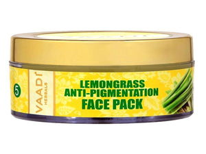 Vaadi Herbals Lemongrass Anti-Pigmentation Face Pack 70 Gms